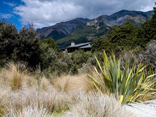 Wilderness Lodge Arthur's Pass is a gorgeous weekend destination on the New Zealand's South Island West Coast.